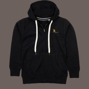 Ladies Superstar Zip Hoodie